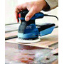 Lixadeira Rotoorbital Elétrica Excentrica Songhe Tools 110v