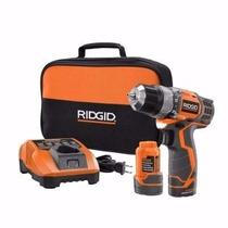 Ridgid R82005k Furadeira Sem Fio 12 V C/ 2 Baterias E Bag