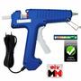 Pistola Para Silicone Profissional Waft Cola Quente 100w Bv