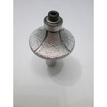 Fresa Diamantada 13x38mm Haste 1/2 Uso Profissional