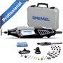 Micro Retífica Dremel - 4000 Com 36 Acessórios E 3 Acoplamen