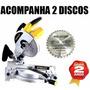 Serra Esquadria 10 Pol 1500w 127v C/ Disco Stsm1525 Stanley