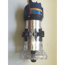 Tupia Fresa Manual 6mm 650 Watts - 32.000 Rpm - 220v - Metal