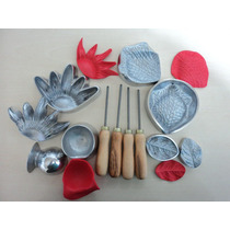 Kit Frisador Da Rosa Grande - Frete Gratis