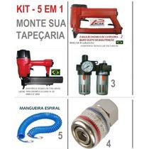 Kit Pacar 5 Em 1 - Para Montar Sua Tapeçaria