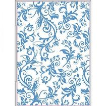 Embossing Folder A4 - Sizzix - Botanicals Swirls