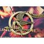 Colar Jogos Vorazes Hunger Games Pronta Entrega Frete Barato