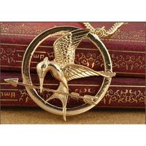 Tordo Colar Jogos Vorazes Hunger Games Pronta Entrega Filme