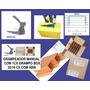 Grampeador Manual Ha 19/35 P/ Caixas De Papelão + Grampo Box