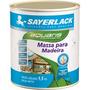 Massa Para Calafetar Madeira 1/4 Branca Sayerlack Com 6