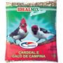 Racao Cardeal/galo Campina 10x500 -fd