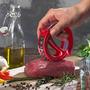 Rodada Handheld Meat Tenderizer Needle Fácil Prep Moer Carn