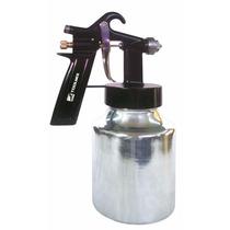 Pistola Para Pintura Ar Direto C/ Copo De Aluminio Toolmix