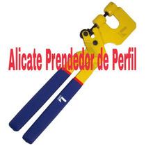 Alicate Prendedor De Perfil Drywall (p/divisórias, Forros)