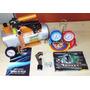 Kit Ferramentas P/ Refrigeração: Bomba De Vacuo , Manifold