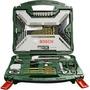Kit Bosch X-line Titanium Ferramentas+brocas Com 103 Peças