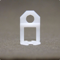1000 Espaçador 1mm P/ Nivelador Piso Porcelanato Nivelapiso