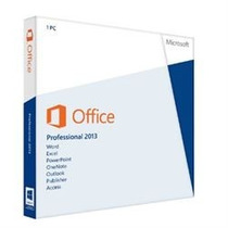 Microsoft Office Professional 2013 Box Full Fpp