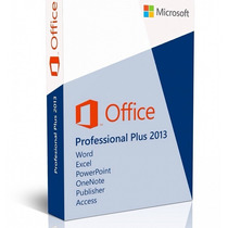 Licença Office Pro Professional Plus 2013 - Ativação Online