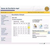 Script Php Site Advogados Controle De Processos Online