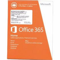 Microsoft Office 365 5 Pc / Mac + 5 Tablet Premium Services