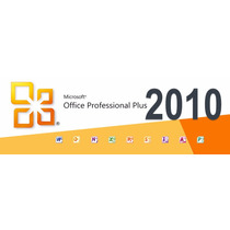 Office 2010 Professional Plus Com Nfe Mercado Líder