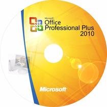 Office Pro Plus 2010 - Ativação Online - Vitalício