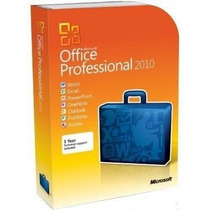 Office Professional Plus 2010 Original 32/64 Bits