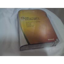 Office 2007 Home & Student Edition, Fpp, Até 3 Computadores