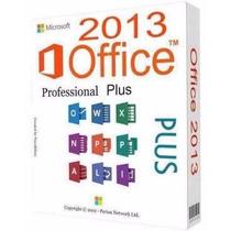 Licença De Ativaçao Office 2013 Prof Plus - Online Original