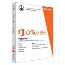 Microsoft Office 365 Original Lacrado + Nfe