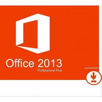 Office Pro Plus 2013 - Licença Para 5 Pcs - Ativação Online!