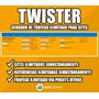 Twister - O Melhor Gerador De Tráfego, Visitas Para Sites