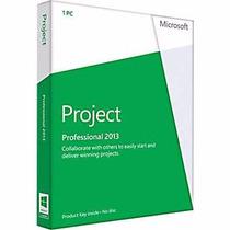 Project 2013 Pro Professional - Vitalícia