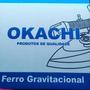 Ferro De Passar Industrial Okachi Com Caldeira