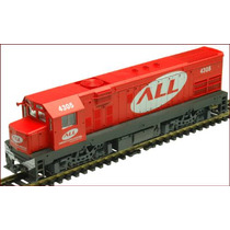 Frateschi-locomotiva G-22 U All - Fase Ii - Vermelha