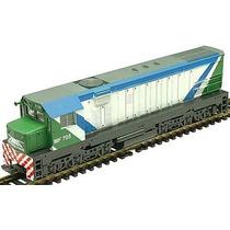 Frateschi-locomotiva G-22 Cu - Metropolitano - Argentina