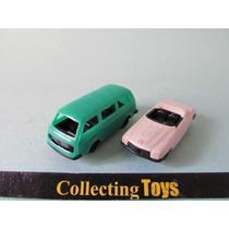 Carros Para Maquete (t 32) Miniaturas De Carro Ho - 5 Cm