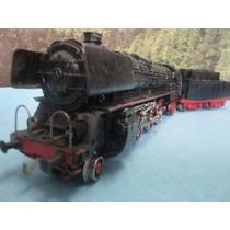 Ho Marklin Locomotiva Vaporeira 4 6 2 Nº 01097