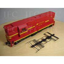 Locomotiva G8 / G12 Rffsa #4052 Cód. 3001 Frateschi Ho