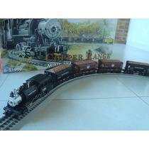 Trem Lionel Cooper Ranger Novo Na Caixa Completo Raridade