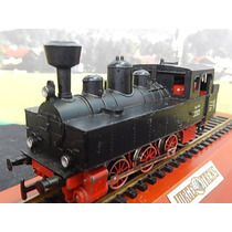 Escala Ho Locomotiva Marklin Vaporeira 0-6-0 Corrente Altern