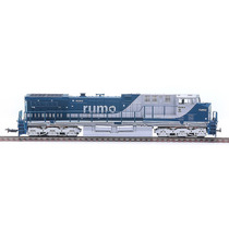 Locomotiva Elétrica Ac44i Fase Ii Rumo - Frateschi - 3073
