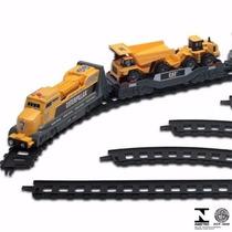 Ferrorama Cat Iron Diesel Motorizado - Dtc