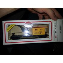 Ho Model Power Vagão Prancha Com Guindaste Nº 8194