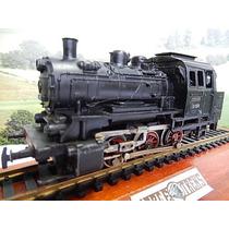 Escala Ho Locomotiva Vaporeira 0-6-0 Em Ótimo Estado N/caixa