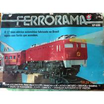 Ferrorama - Estrela - Xp600 Muito Conservado