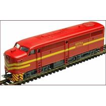Frateschi - Locomotiva Fa.1 - Rffsa