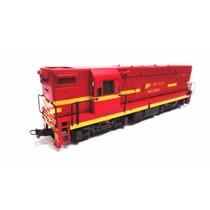 Locomotiva G12 - Rffsa Rede Mineira - Perez Ferromodelismo