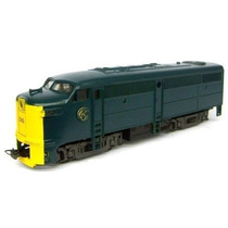 Locomotiva Fa1 Efcb (azul) Frateschi Ho - # 3009